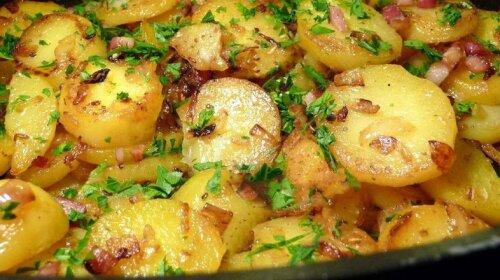 Крутой способ обжарки картофеля: вкуснее блюда ты еще не пробовала