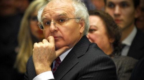 Помер батько Святослава Вакарчука, колишній міністр освіти, ексректор Львівського університету Іван Вакарчук