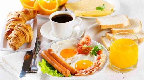 завтраки в ресторанах Киева