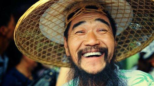Китаец прожил 20 лет с зубом в носу (фото)