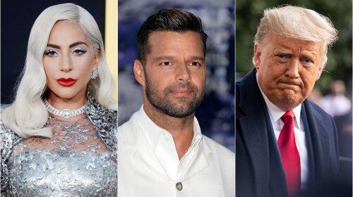 Леди Гага, Рикки Мартин и другие: топ-5 звезд, которые обещают уехать из США после победы Трампа