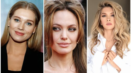 Діти Асмус, Джолі, Брежнєвої дуже схожі на своїх батьків: топ подібностей (фото)