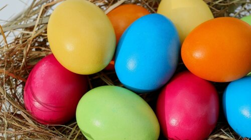 Как красить яйца в домашних условиях: ТОП-3 натуральных ингредиента - розовый, желтый и голубой