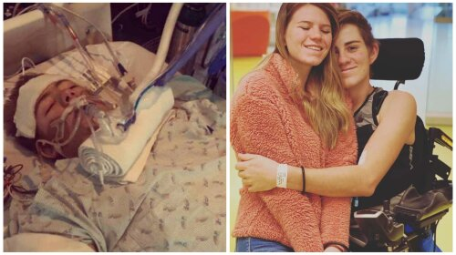 19-летнему американцу после аварии ампутировали половину тела: как он живет сейчас (ФОТО, ВИДЕО)