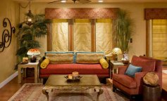 Egyptian style in the interior