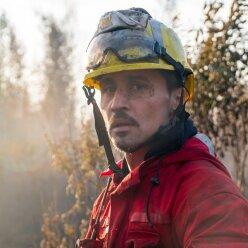 «Не могу спину разогнуть»: 37-летний Дима Билан тушит пожары в Рязанской области