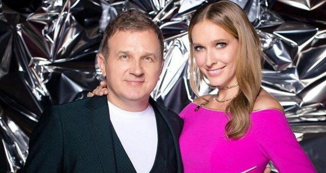 телеведущая, Катя Осадчая, годовщина свадьбы, Горбунов