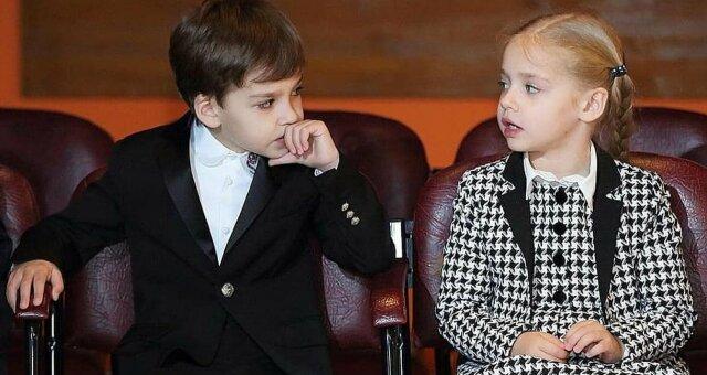 Лиза Галкина, Гарри Галкин, дети звезд, забавное видео