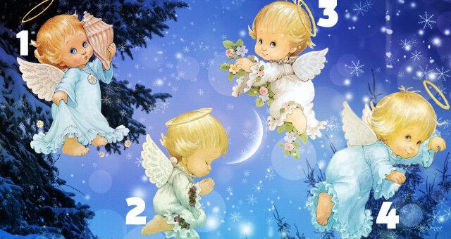 Тест-передбачення: ангел Різдва повідає, яке чудо чекає на тебе в Новий рік 2020
