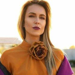 """Марина Боржемская начала носить очки: """"я уже постарела"""""""