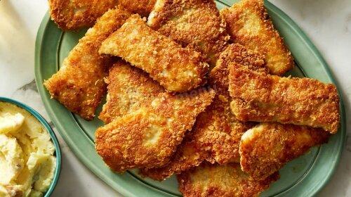 Как приготовить вкуснейшую рыбу в ореховой панировке всего за 30 минут