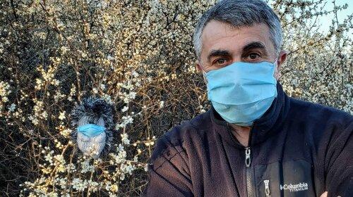 Доктор Комаровский рассказал, что будет делать в случае заражения коронавирусом
