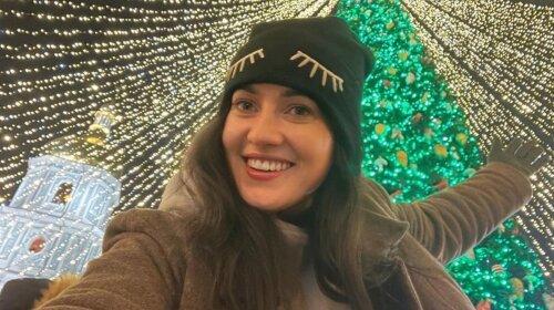 Женственно и романтично: Соломия Витвицкая очаровала стильным повседневным образом в нежных пастельных оттенках (ФОТО)