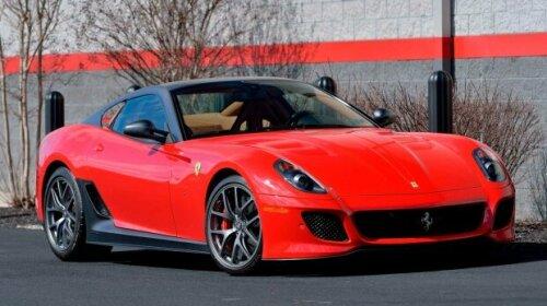 Редкую машину Джеймса Бонда Ferrari 599 GTO: Девушки Бонда о такой также мечтают
