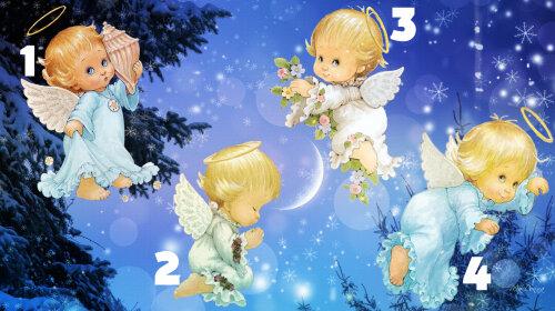 Тест-предсказание: ангел Рождества поведает, какое чудо ждет тебя в Новый год 2020