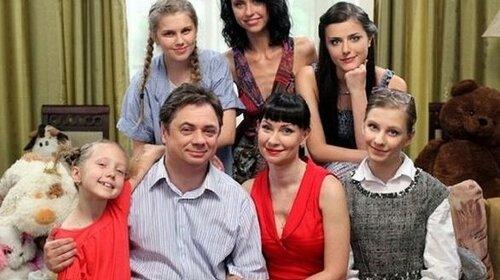 """Пуговка выросла, а Женя Васнецова стала мамой: как сейчас выглядят девочки из сериала """"Папины дочки"""""""
