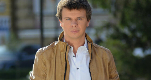 Дмитрий Комаров, Александра Кучеренко