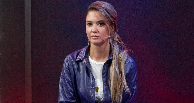 Агата Муцениеце, актриса, подогрела слухи
