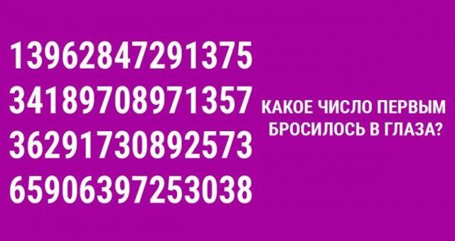Гадание на числах: выбери число и узнай о будущем