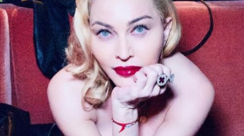 «Я закінчила університет по***зму»: 61-річна Мадонна вивалила голі груди напоказ – пружні персики заткнули хейтерів