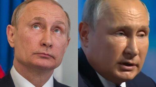 «Рожа, як млинець»: Володимир Путін сильно поправилася