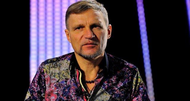 Олег Скрипка, певец, музыкант, семейные традиции