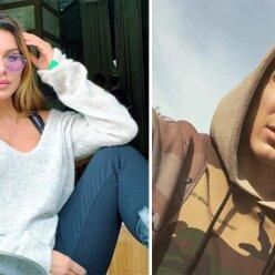 """Яніс Тімма вперше прокоментував свої стосунки з Анною Седоковою: """"нам дуже пощастило"""""""