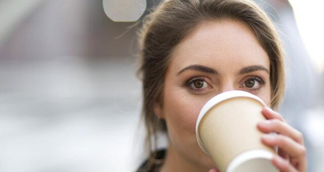 Главное преимущество кофе — чувство бодрости, которое он дает