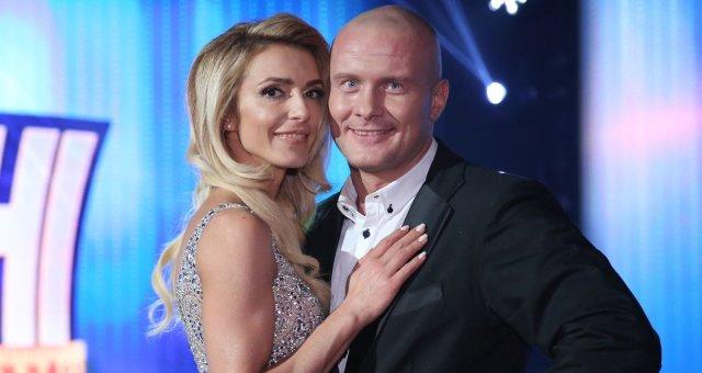 Марина Боржемская, Вячеслав Узелков