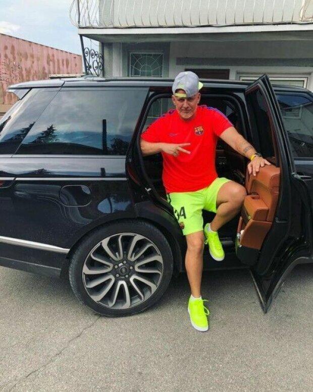 Какие авто предпочитают украинские звезды и сколько они стоят 2