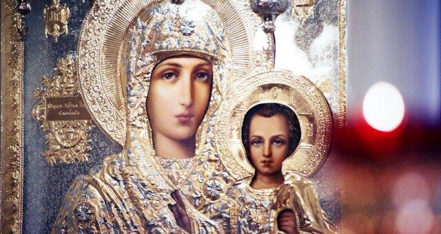 Материнская молитва к Богородице
