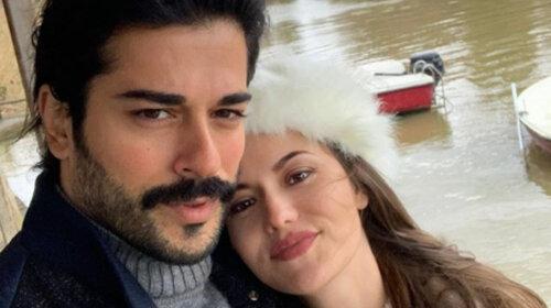 Стоит как целое состояние: красавица-жена Бурака Озчивита Фахрие Эвджен похвасталась шикарным подарком от супруга