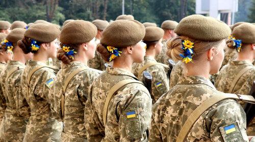 В армии собираются открыть больше должностей для женщин
