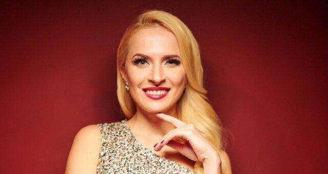 Анна Гресь, актриса, фотосессия