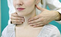 Ендокринологи назвали 4 симптому проблем з щитовидною залозою у жінок