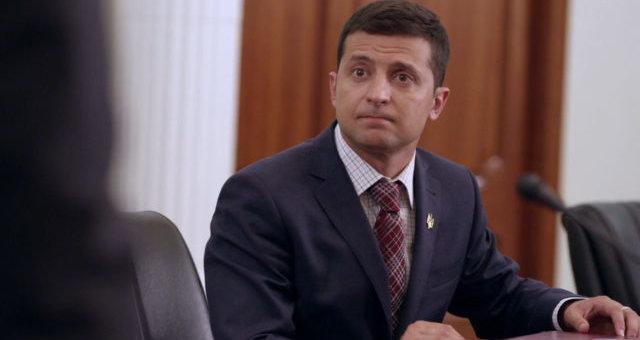 Владимир Зеленский, выборы 2019, голосование, инцидент
