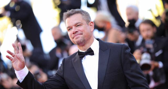 каннский кинофестиваль 2021, фото, видео, красная дорожка, мэтт деймон