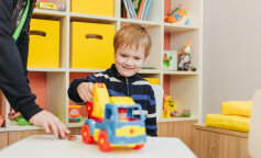В Сумской детской больнице открыли самую большую в Украине Семейную Комнату