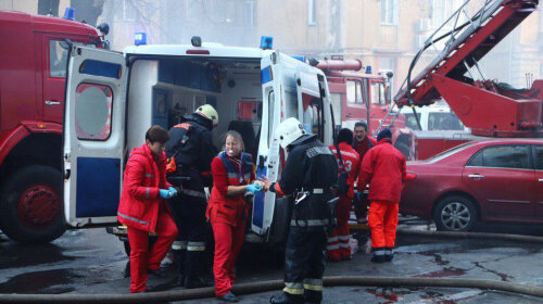 Пожежа в центрі Одеси: кількість постраждалих невблаганно зростає