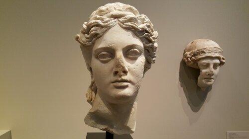Ученые воссоздали лицо греческой девушки, жившей 9000 лет назад