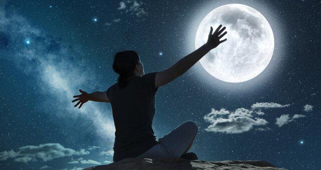 Ритуал виконання бажань на новолуння
