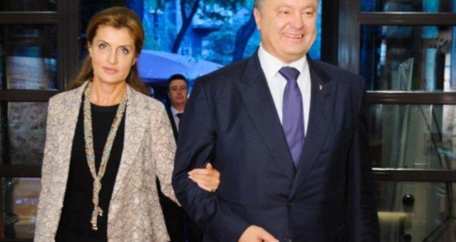 Петр Порошенко, Марина Порошенко, выборы 2019