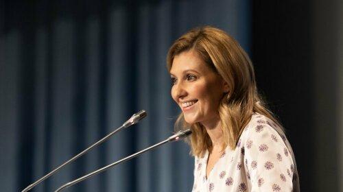 Елена Зеленская рассказала о планах по улучшению питания в школах