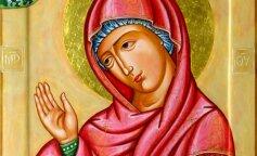 Молитва перед иконой Божьей Матери «Целительница»