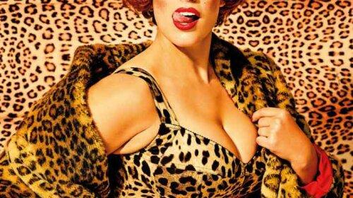 plus-size Эшли Грэм
