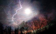 В Украине объявлено штормовое предупреждение: грозы, порывистый ветер и ливень