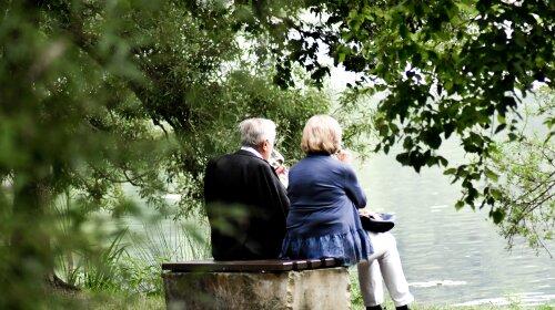 Майже як в кіно: пара закоханих воз'єдналася після 40 років розлуки (ФОТО)