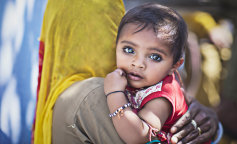 Indian child