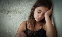 В Украине 12-летняя девочка родила ребенка