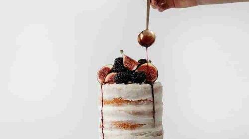 торт бисквит пропитка